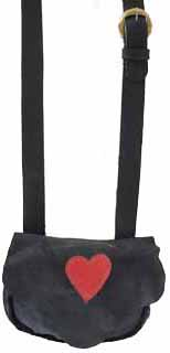 Leather Hunting Pouch,