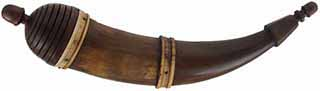 Southern Banded Powder Horn,