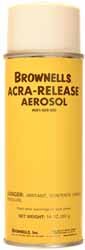 Release agent for epoxy bedding,