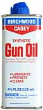 Synthetic Gun Oil, with PTFE lubricant,