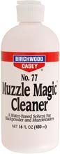 No. 77 Muzzle Magic Cleaner Black Powder Solvent,