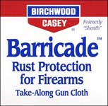 Barricade Rust Protection for Firearms,