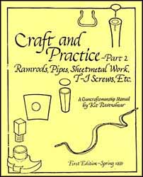 Craft and Practice, Volume Two