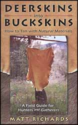 Deerskins into Buckskins