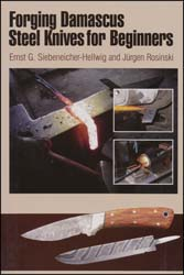 Forging Damascus Steel Knives for Beginners,