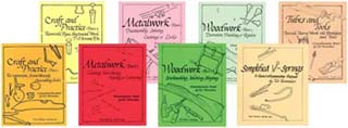 Gun Craftsmanship Manuals - 8 Piece Set