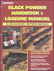 Lyman's Black Powder Handbook