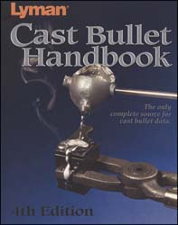 Lyman Cast Bullet Handbook