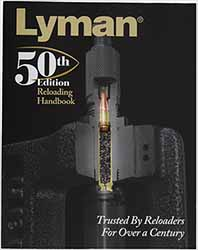 Lyman Reloading Handbook