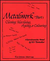 Metalworking, Volume One,