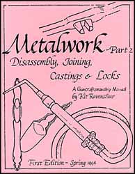 Metalworking, Volume Two