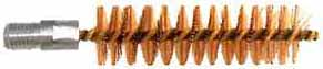 Bore brush, bronze, for .69 caliber, 5/16-27 thread