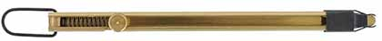 Brass Capper, for #11 caps, straight line, made in the USA, by Tedd Cash