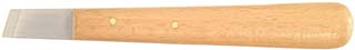 Carving knife #54, short angled edge,