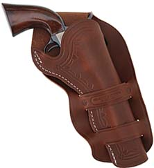 Cheyenne Double Loop Holster,