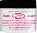 JB Bore Bright, bore cleaner/finisher, 2 ounce