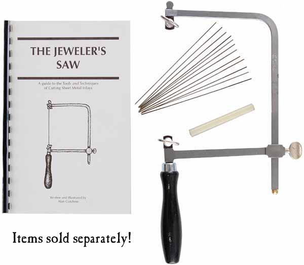 Jeweler's Saw, Blades & Instruction Book