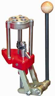 LEE Classic Turret Reloading Press,