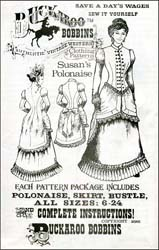 Pattern for Susan's Polonaise,