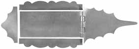 Vincent Rifle Capbox Kit, steel,