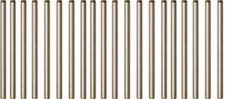 "Pack of 20 dowel pins 3/32"" x 1.5"", hardened steel for lug, pipe, guard or trigger pivot pin"