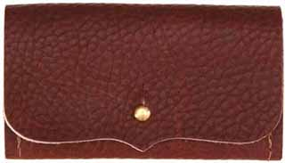 Leather Flint Wallet,