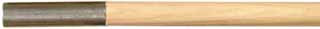 "Ramrod, 3/8"" hickory, 36"" long, iron tip, 10-32 thread, made in the USA."