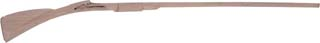 Tulle fusil-de-chasse, pre-shaped stock, pre-inlet 