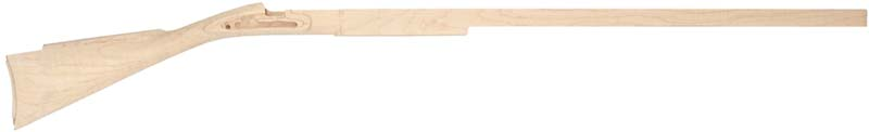 Isaac Haines, Lancaster County, pre shaped stock, pre-inlet, 